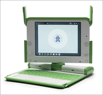 OLPC (cc) Mike McGregor