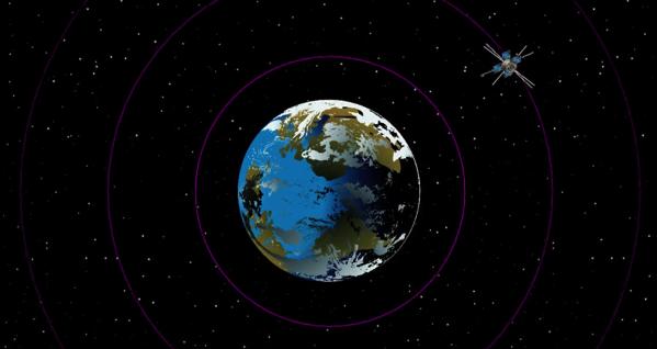 Ondas radio vlf escapan espacio