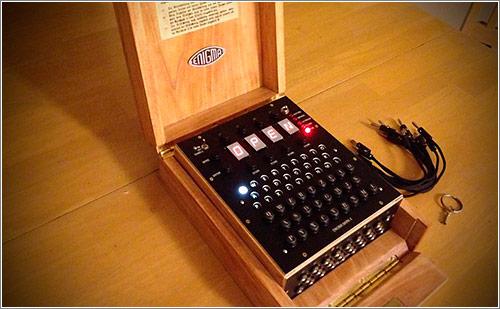 Réplicas de la máquina Enigma como proyecto de hacking casero