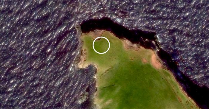 Orbe isla grimsey circulo artico 2