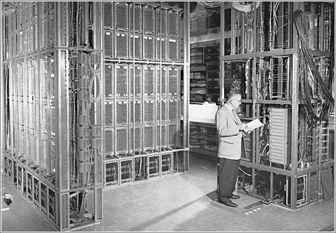 Ordenador ILLUAC 2 de la Universidad de Illinois (1962)