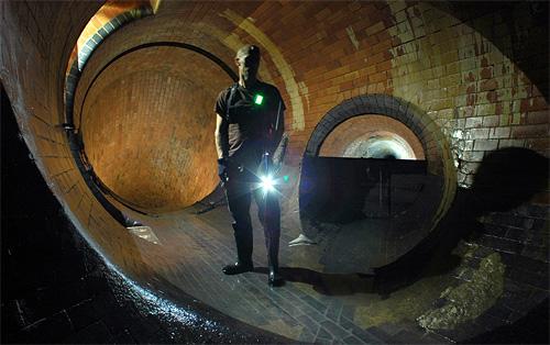 There's oak in my sewer. (cc) Jon Doe