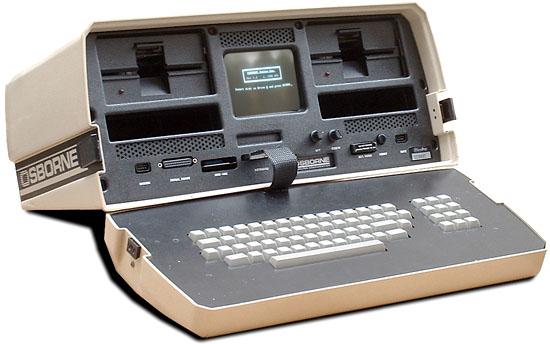 Osborne 1 en Oldcomputers