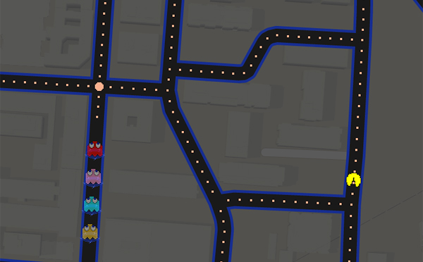 Puedes Jugar A Pac Man En Google Maps Por Las Calles De Tu Ciudad