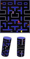 Pacman-Cilindro