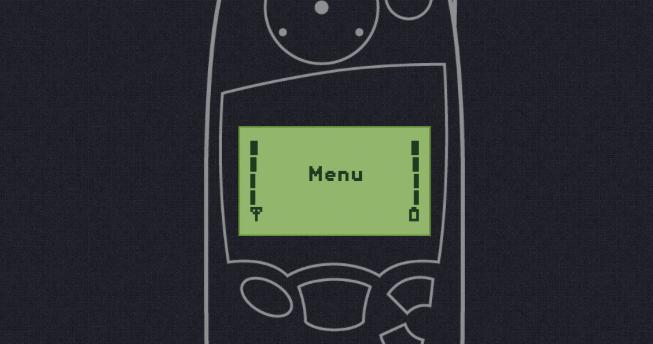 Pantalla Nokia 5110