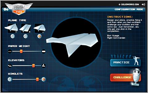 Paper Pilot: Aviones de Papel Virtuales