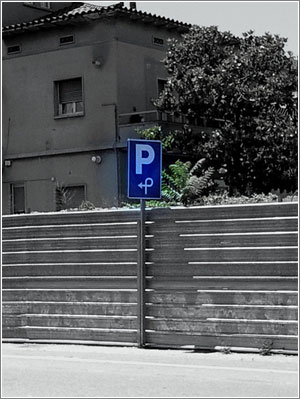 Parking-Autorreferente
