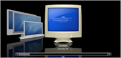 PC Windows desde Leopard