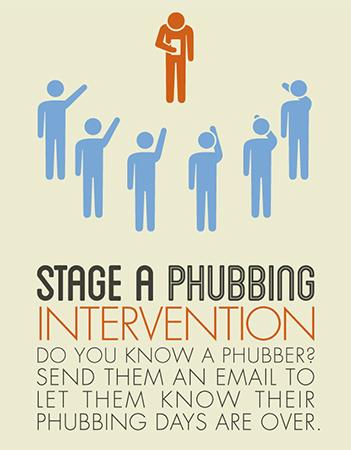 No al «phubbing