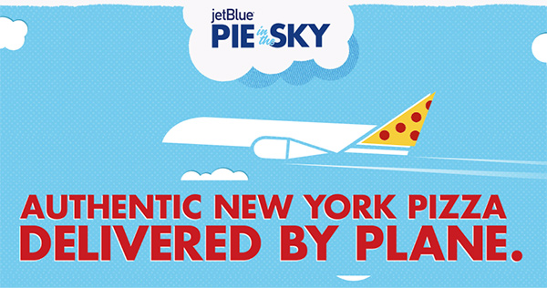 Pie in the sky jetblue