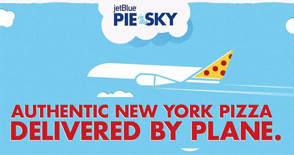 Pie in the sky jetblue