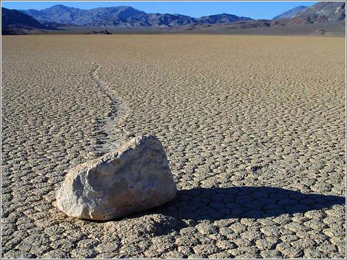 Piedras Death Valley