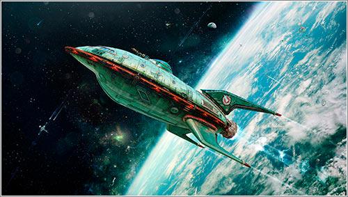 Planetexpress-Nave