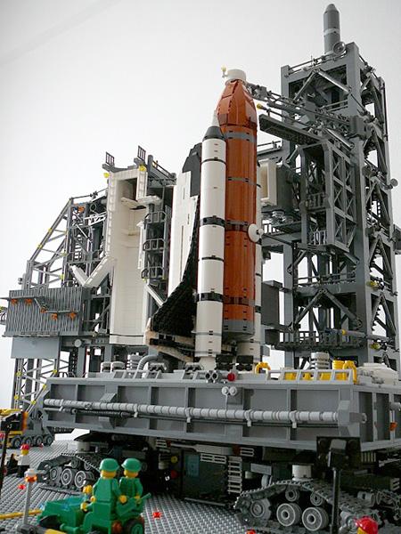 Plataforma-Lanzamiento-Shuttle-Lego