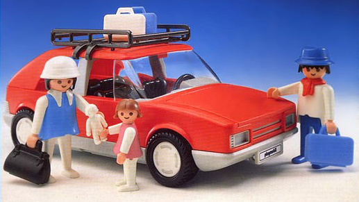 Playmobil 3139 car