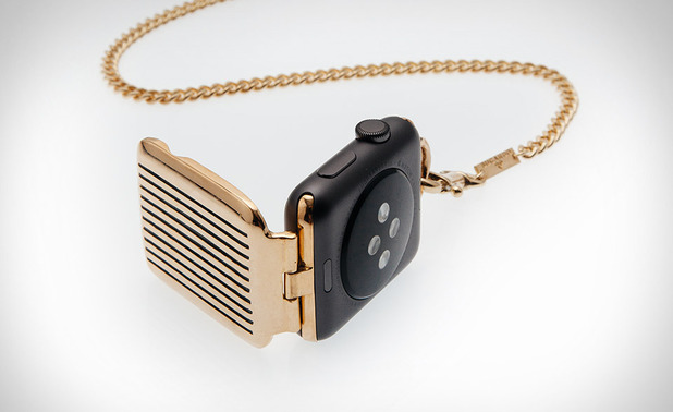 Pocket Apple Watch by Bucardo
