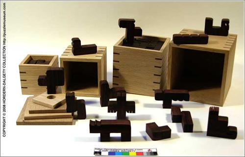 Polycubes (C) James Dalgety