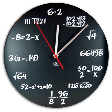 Pop Quiz Clock1