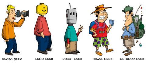 Poster 56 Geeks