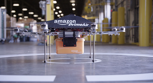 Aeronavegabilidad experimental para Amazon Prime Air