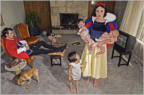 Procesas caídas de Dina Goldstein