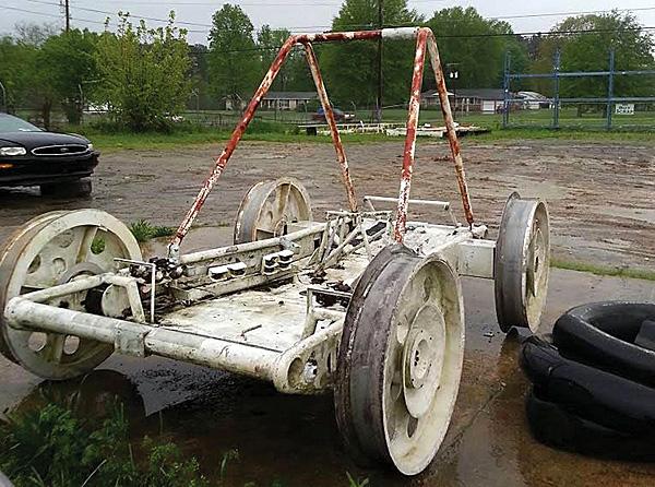 Prototipo-Rover-Lunar // RR Auction