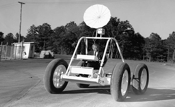 Prototipo-Rover-Lunar // NASA