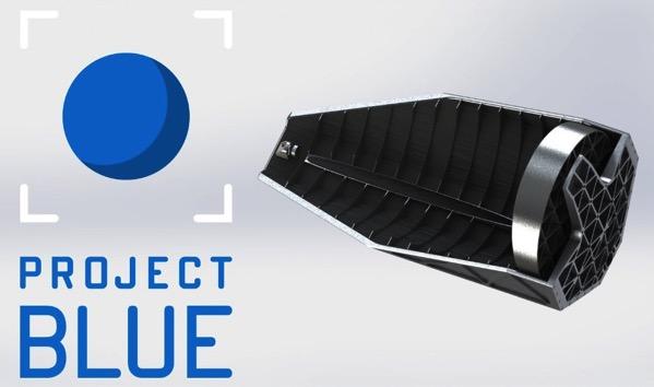 Proyecto blue kickstarter