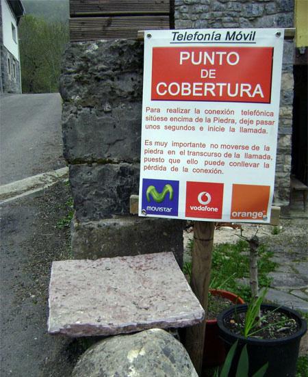 Punto Cobertura España