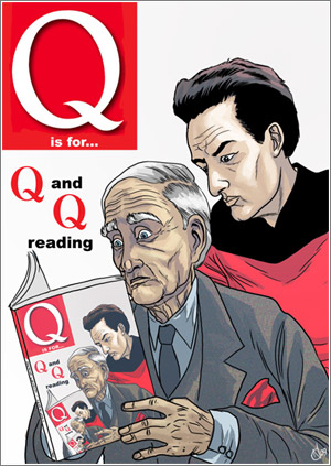 Q y Q / Neil Cameron