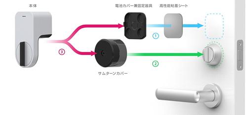 Qrio-Smart-Lock
