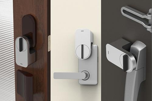 Qrio Smart Lock permite controlar las cerraduras convencionales con el móvil