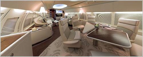 Panorama Airbus ACJ Family