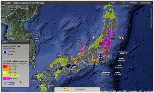 Radiacion-Tiemporeal-Japon
