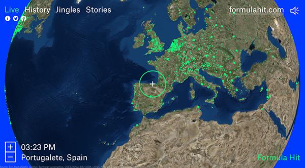 Radio garden radios mundo
