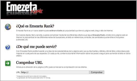 Rank.Emezeta.com