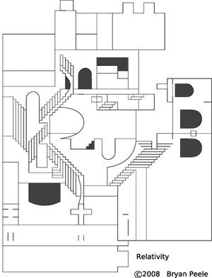 Relatividad / Bryan Peele