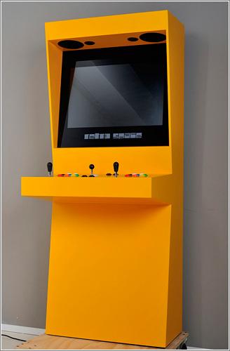 Retro Space Arcade 1