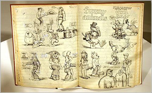 Robertcrumb-Cuaderno