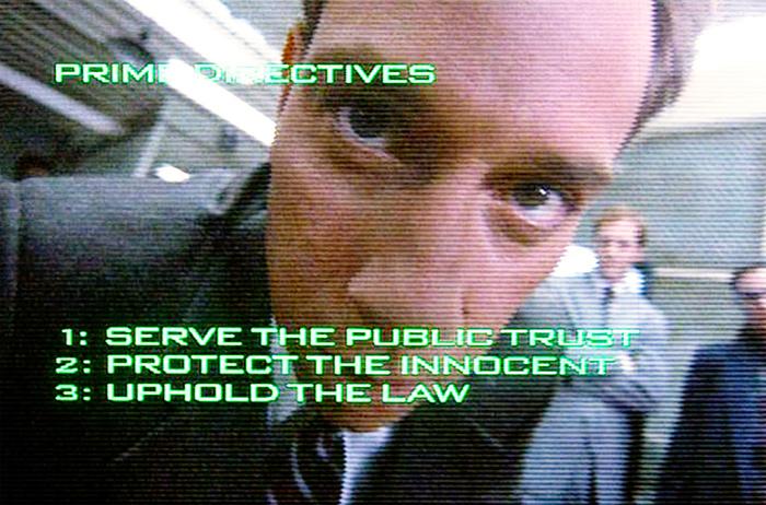 Robocop directives