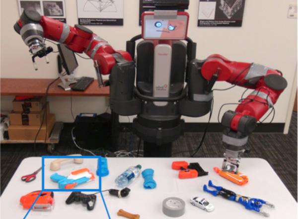 Robot-Baxter-Aprende-Coger-Objetos