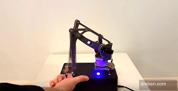 Robot disenado causar dolor