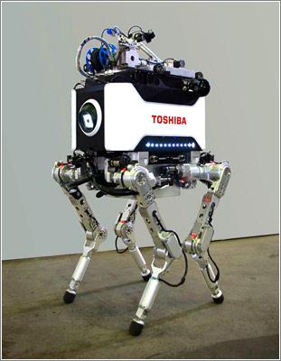 Robot-Fukushima