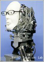 Robots con cuerdas vocales para hablar