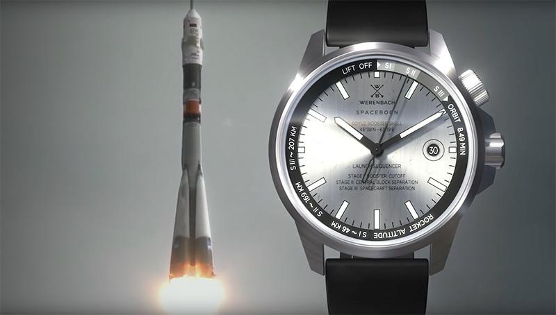 Rocket watch werenbach