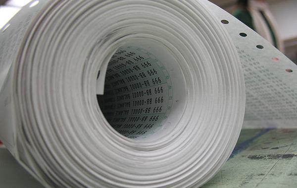 paper roll 666 (cc) Becca