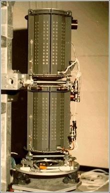 RTG de las sondas Voayger / Imagen: NASA