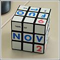 Rubik-Calendario