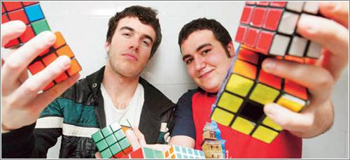 La segunda juventud del cubo Rubik © La Razón